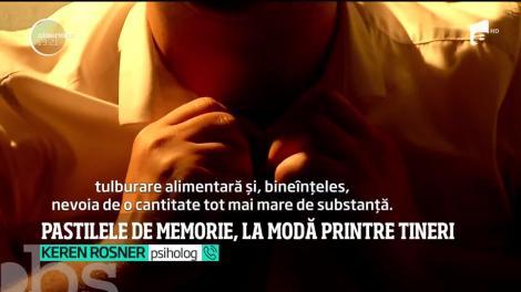 Pastilele de memorie, pericol pentru sănătatea studenţilor