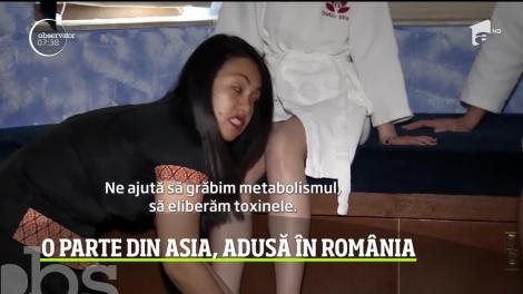 Masajul asiatic care te scapă de stres, adus în România