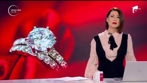 Un inel, cadoul potrivit de Valentine's Day