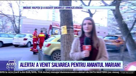 Alertă! A venit salvare pentru amantul Marian Neculiţă! Este suspect de gripă!