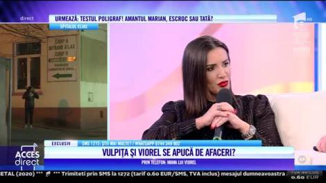 Vulpița s-a obrăznicit de când este la București? Mara Bănică: Acum ne arăți cum ești!
