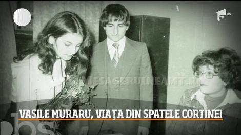 """Are actoria în ADN! Cum și-a păcălit Vasile Muraru soția să-l iubeasă: """"Țăranul din mine a vrut să fie prudent"""""""