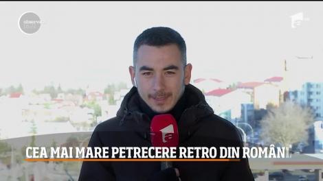 We Love Retro, cea mai mare petrecere retro din România