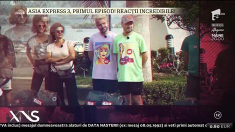 Asia Express 3, primul episod! Reacții incredibile!