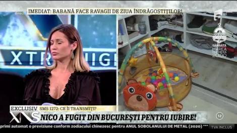 A fugit din Bucureşti din dragoste pentru el! Ispita Nicoleta Dragne are un nou iubit!
