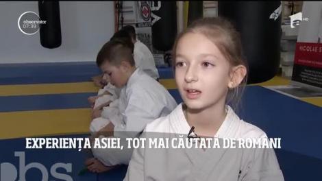 Cultura asiatică, tot mai căutată de români