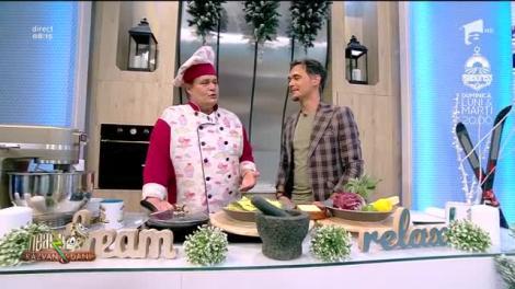 Rețeta Zilei - Neatza cu Răzvan şi Dani. Colțunași cu unt și salvie