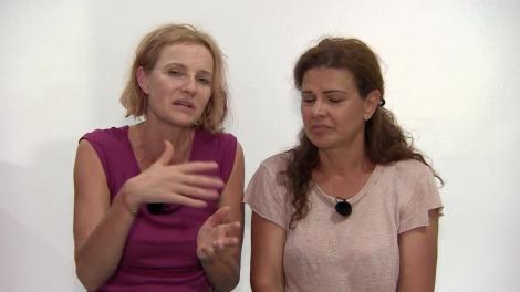 Mănâncă și plânge! Lia Bugnar, colega Mariei Buză, în lacrimi la Asia Express: Oamenii ăștia sunt inacceptabili de săraci, dar tot ne-au primit în locuința lor