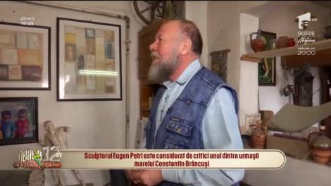 Cine este sculptorul român care i-a cucerit pe spanioli- Video