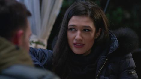 Sacrificiul sezonul 2 - episodul 5. Amza și Maria, întâlnire romantică lângă lac