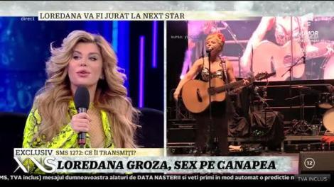 Xtra Night Show. Loredana Groza se alătură echipei de la Next Star: O să fiu colegă cu Ștefan Bănică. Este foarte interesant că mă reîntâlnesc cu el după atâția ani