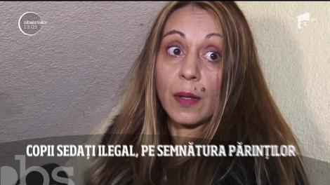 """""""Avea vedenii"""". O mamă, clipe de coșmar, după ce și-a dus fiica la clinica stomatologică din Pitești din cauza căreia a murit un copil"""
