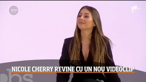 """Nicole Cherry, șapte ani de carieră muzicală. Artista a mai lansat o super piesă numită """"Cine sunt eu?"""""""