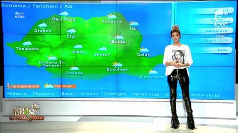 Prognoza Meteo, 21 februarie 2020 - Neatza cu Răzvan și Dani. Vremea redevine frumoasă