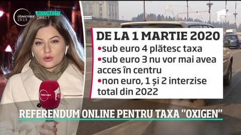 Gabriela Firea, referendum pe Facebook pentru taxa Oxigen. Controversata rovinietă ar putea să dispară, înainte să apară