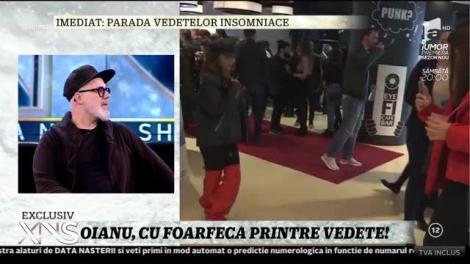 Adrian Oianu, cu foarfeca printre staruri! Designerul analizează vestimentația vedetelor de la premiera filmului Miami Bici