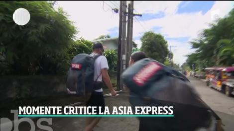 Experienţe extreme la Asia Express. Iată prin ce momente dificile vor trece echipele