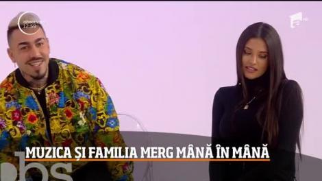 """Alex Velea și Antonia au dezvăluit secretul relației lor:""""Dumnezeu ne-a pus în formula potrivită!"""" Interviu în familie! - VIDEO"""
