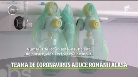 Teama de coronavirus aduce românii acasă