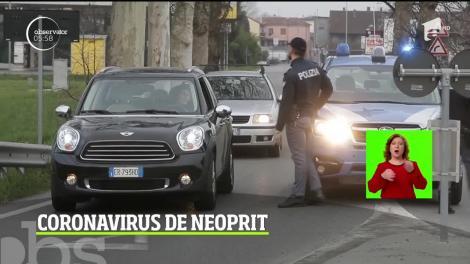 Alertă în nordul Italiei şi în Europa! Peste 150 de oameni au fost infectaţi cu coronavirus, iar trei pacienţi au murit în mai puţin de 48 de ore