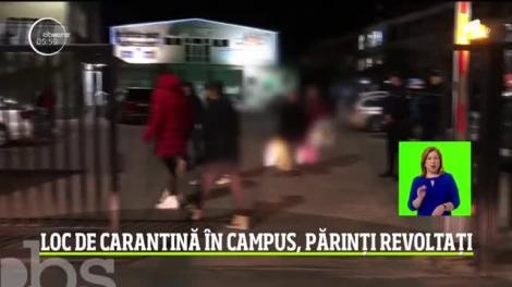 Elevii dintr-un campus din Bacău, evacuați pentru a transforma clădirea în centru de carantină