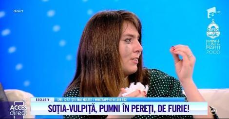 Scandal înfiorător, între Vulpiţa şi Viorel! Veronica a clacat când şi-a găsit soţul în maşină cu o femeie!