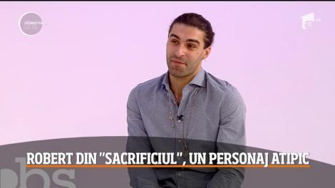 """Răsturnări de situație în """"Sacrificiul"""". Actorul Daniel Nuţă, dezvăluiri din culisele serialului VIDEO"""