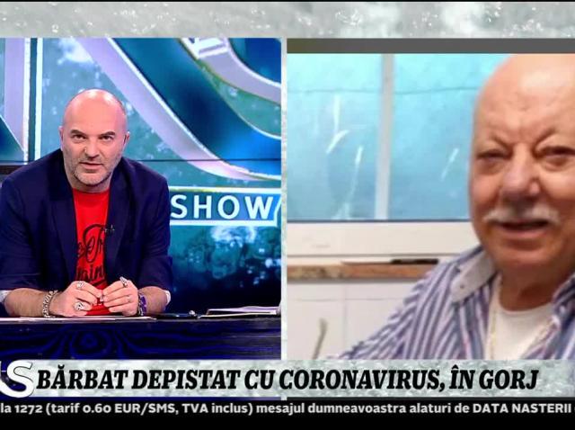 """Imagini cu italianul depistat cu Coronavirus, în Gorj! Dan Capatos: """"Un focar de infecţie ambulant!"""""""