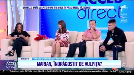 """Viorel s-a pus în genunchi în fața lui Marian: """"Mă rog, în fața ta!"""" - Bărbații care se luptă pentru inima Vulpiței, la un pas de bătaie"""