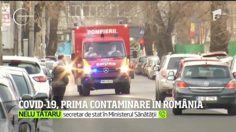 Corornavirus în România! Nelu Tătaru, secretar de stat în Ministerul Sănătății: Riscurile că vom avea un al doilea caz există!