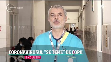 Cum îi putem proteja pe copii de coronavirus? Medicul pediatru Mihai Craiu, sfaturi importante pentru părinți