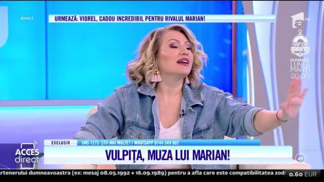 O să îți topească inima! Marian Niculiţă, declarație de dragoste pentru Vulpița!