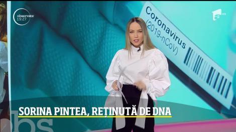 Fostul ministru al Sănătății, Sorina Pintea, a fost prinsă în flagrant în timp ce lua mită