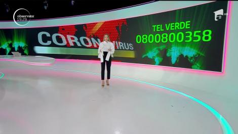 Românii au înroşit linia verde deschisă de Ministerul Sănătăţii pentru cei care vor să ceară sfaturi şi informaţii cu privire la coronavirus!