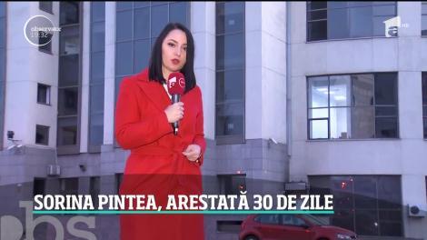 Sorina Pintea, fost ministru al Sănătăţii, a fost reţinută pentru luare de mită