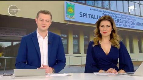 21 de milioane de lei pentru construirea şi echiparea primului Spital Universitar Veterinar de Urgenţă din România