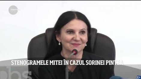 Sorina Pintea a contestat arestul preventiv!
