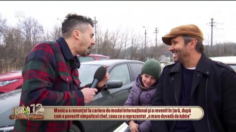 Chef Nicolai Tand, surpriză pentru soţie, în direct, la Neatza cu Răzvan şi Dani!