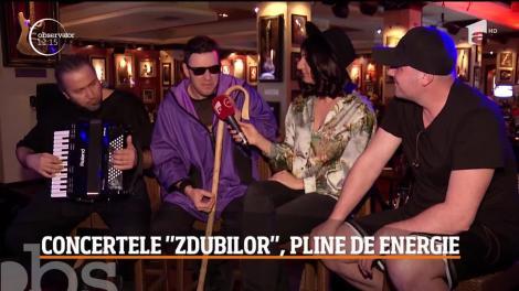 Zdob și Zdub, în turneu de promovare al noului lor album. Ce planuri au membrii trupei pentru luna femeii