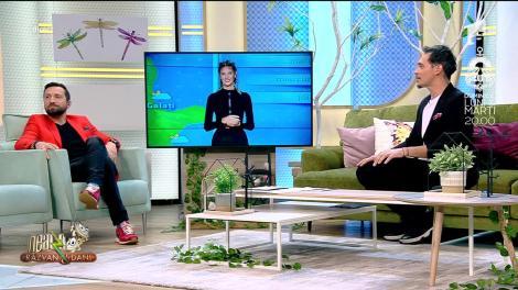 """Ramona Olaru a împlint un an de Neatza! Răzvan Simion: """"Un an de când ne bântuie diminețile și ne lasă să o vedem nemachiată!"""""""