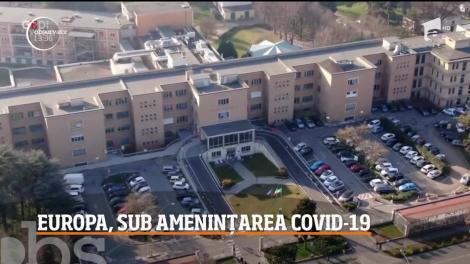 Europa, sub amenințarea coronavirusului. Papa Francisc a ieșit negativ la testul pentru Covid-19