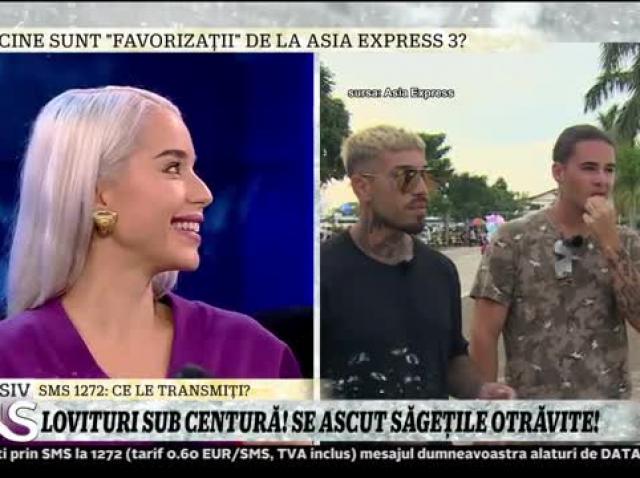 """Carmen Grebenişan, detalii neștiute despre certurile din Asia Express! """"Au fost niște situații ciudate pe acolo"""""""