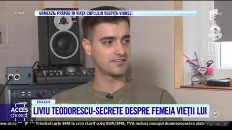 """Liviu Teodorescu, secrete despre femeia vieții lui: """"Iubita mi-a cumpărat o stea de pe cer!"""""""