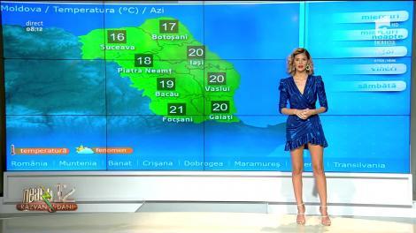 Prognoza Meteo, 4 martie 2020 - Neatza cu Răzvan și Dani. Vremea mohorâtă în România