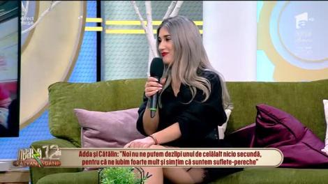 """Adda și-a speriat soțul, în direct, la """"Neatza cu Răzvan și Dani"""", mai ceva decât în """"Asia Express"""", sezonul 3! Ce greșeală imensă a făcut Cătălin Rizea – Video"""