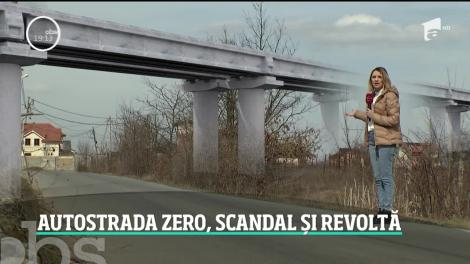 Revoltă în una dintre cele mai bogate comune ale României! Lângă vile impunătoare ar urma să treacă Autostrada Zero, drumul care ar dubla şoseaua de centură a Capitalei