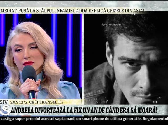 """Andreea Bălan și George Burcea s-au împăcat și renunță la divorț? """"Îl iert doar dacă va fi ca înainte"""""""