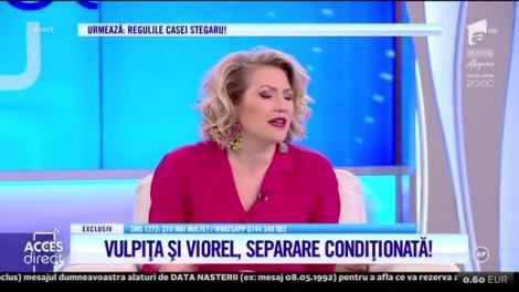 """Veronica, din nou în lacrimi de disperare! Viorel i-a dat lovitura supremă: """"Veronico, eu îți spun clar ce urmărești"""""""