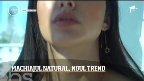 Machiajul natural, noul trend în 2020