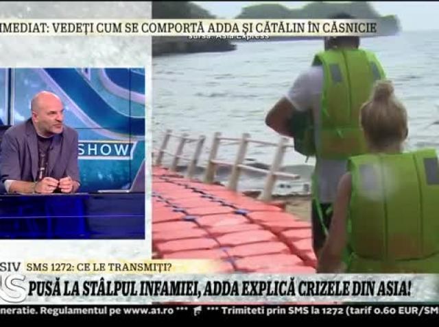 """Adda și Cătălin Rizea au dat cărțile pe față, după ce au fost atacați de Alexandru Abagiu și Radu, în """"Asia Express"""", sezonul 3! Replică colosală, în direct– Video"""
